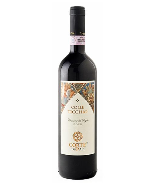 2018 Corte Dei Papi Colle Ticchio 750ml
