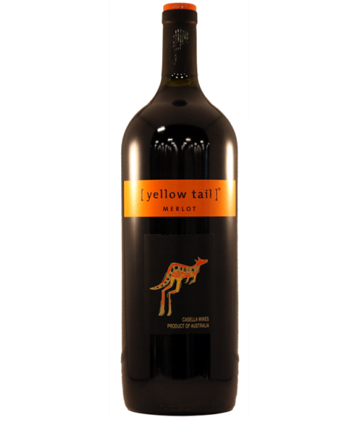Yellow Tail Merlot 1.5L NV