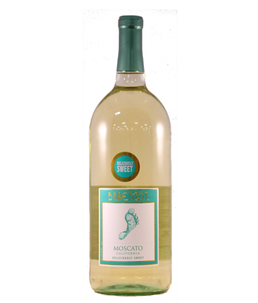 Barefoot Moscato 1.5L NV