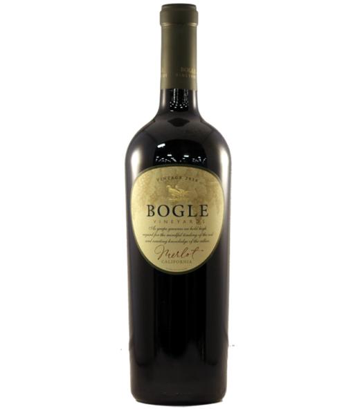 2016 Bogle Merlot 750Ml