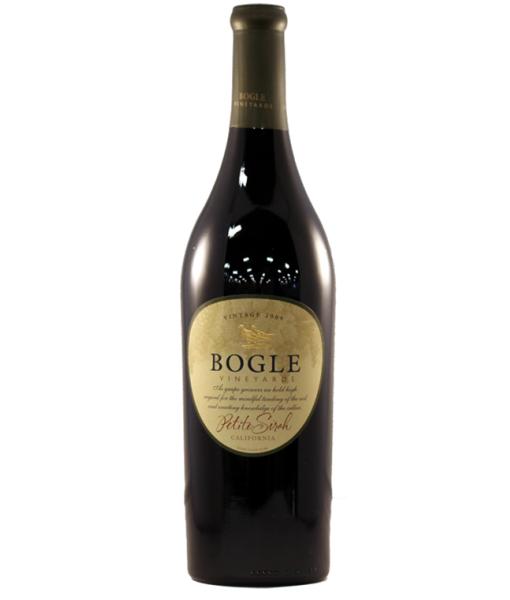 2017 Bogle Petite Sirah 750ml
