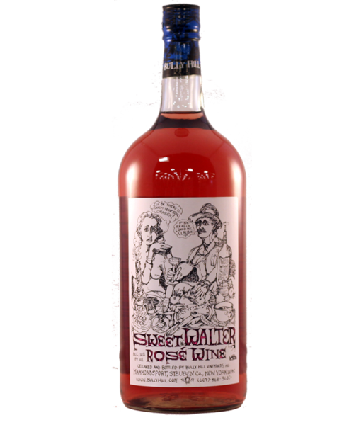 Bully Hill Sweet Walter Rose 1.5L NV