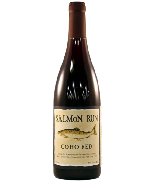 Salmon Run Coho Red 750ml NV