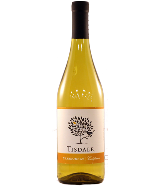 Tisdale Chardonnay 750ml NV