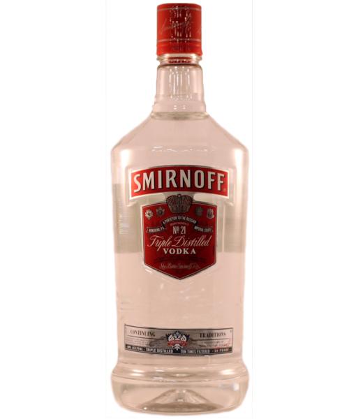 Smirnoff Vodka 80 Proof 1.75L