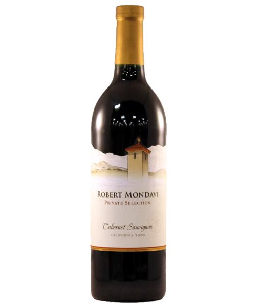 Robert Mondavi Private Selection Cabernet Sauvignon 750ml NV