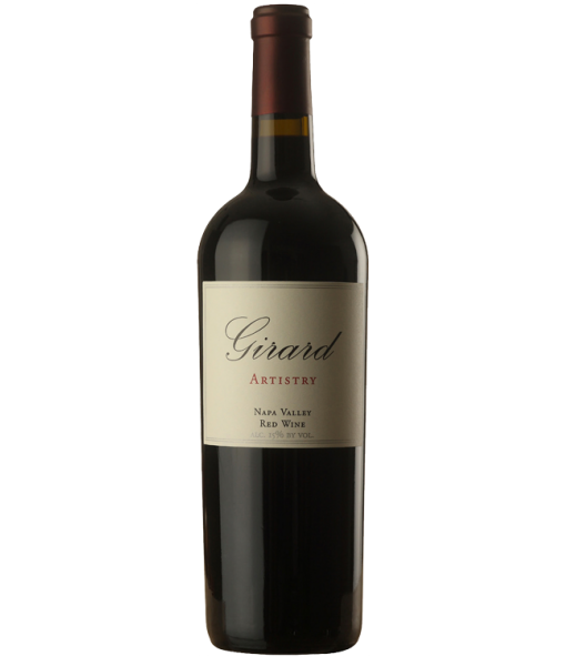 2016 Girard Artistry Napa Red 750ml
