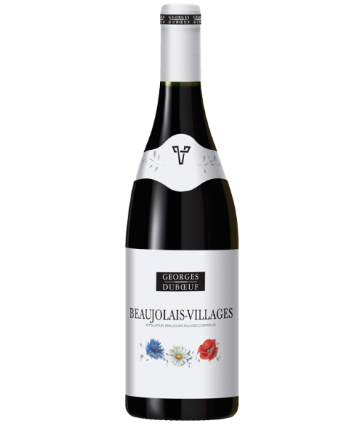 Georges Duboeuf Beaujolais Villages 750ml NV