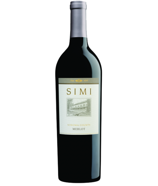 2016 Simi Sonoma County Merlot 750ml