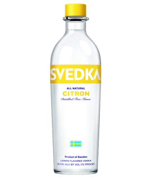 Svedka Citron Vodka 1.75L