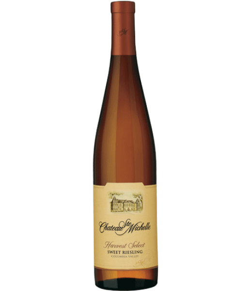 Chateau Ste Michelle Harvest Select Riesling 750ml NV