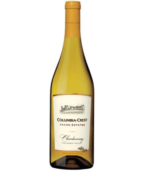 2016 Columbia Crest Grand Estates Chardonnay 750ml