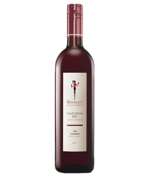 Skinny Girl Red Wine 750Ml