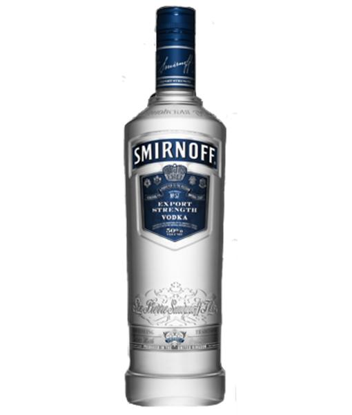 Smirnoff 100 Proof Vodka 1L