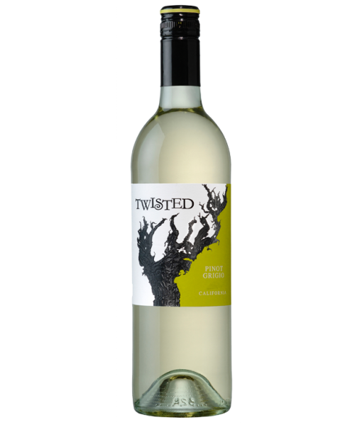 Twisted Pinot Grigio 750ml NV