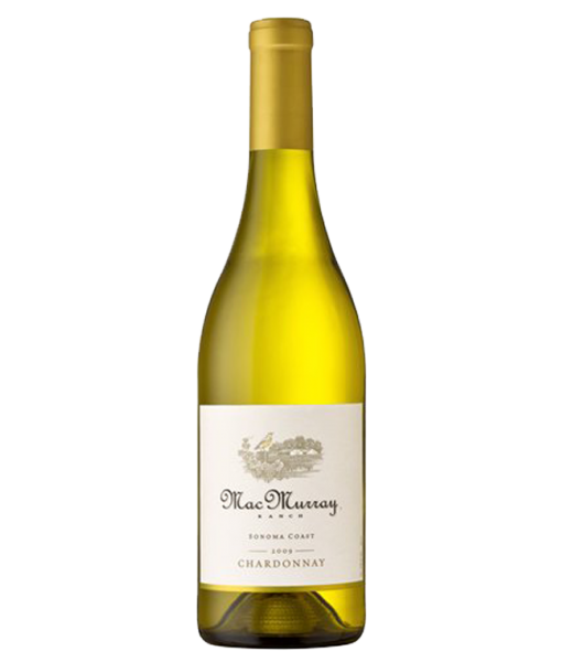 MacMurray Sonoma Coast Chardonnay 750ml NV