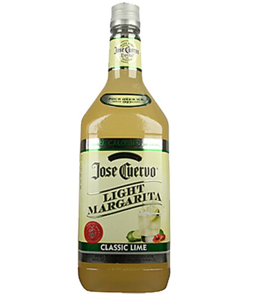 Jose Cuervo Authentic Light Margarita Classic Lime 1.75L