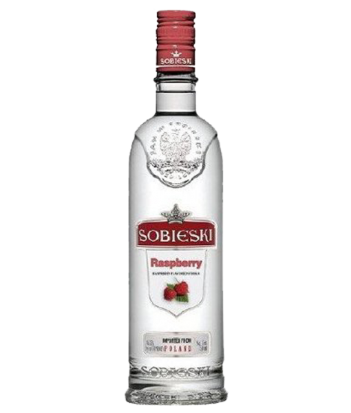 Sobieski Raspberry Vodka 1L