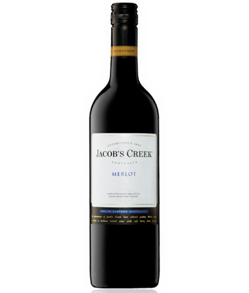 Jacob's Creek Merlot 750ml NV