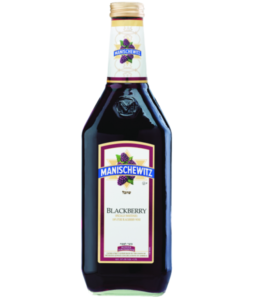 Manischewitz Blackberry Wine 1.5L NV