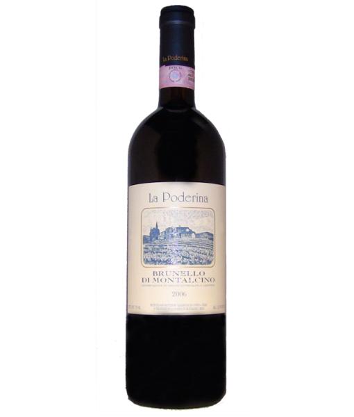 2015 La Poderina Brunello di Montalcino 750ml