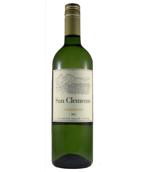 San Clemente Chardonnay 750ml NV
