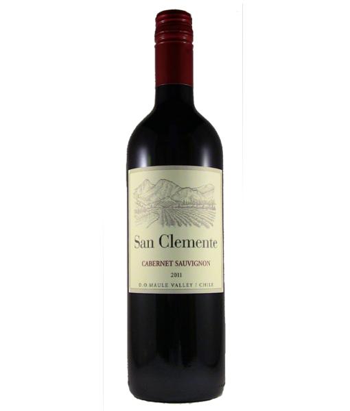 San Clemente Cabernet Sauvignon 750Ml NV