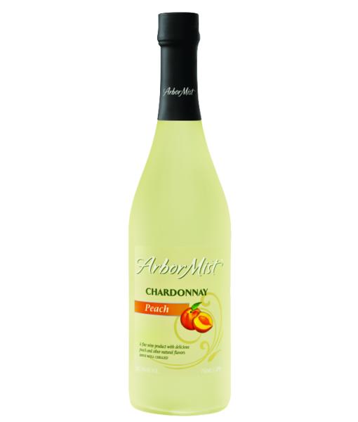 Arbor Mist Peach Chardonnay Nv