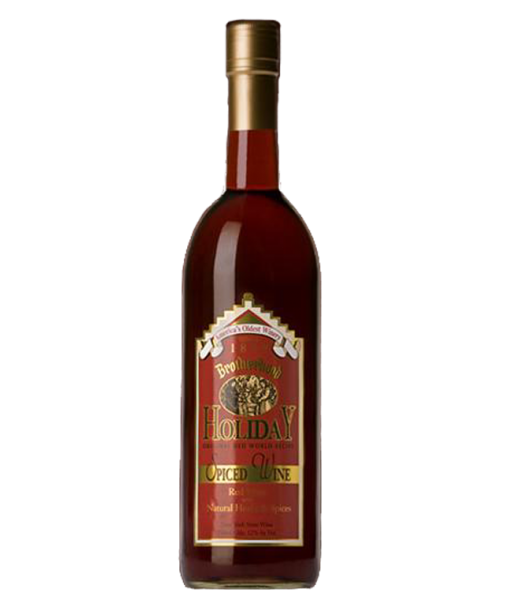 Brotherhood Holiday Spiced Wine 750ml NV