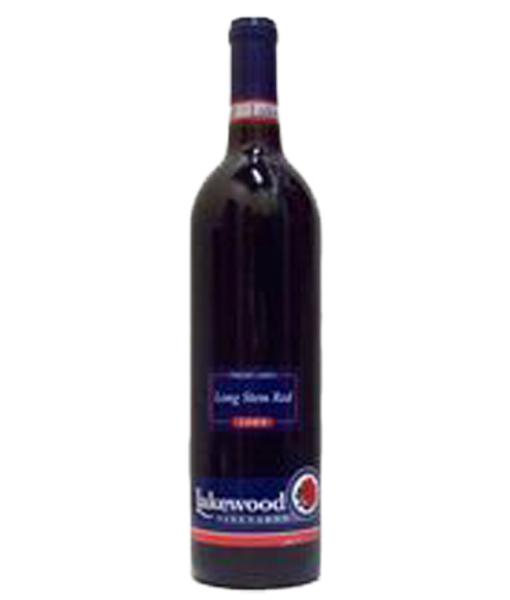 Lakewood Vineyards Long Stem Red 750ml NV