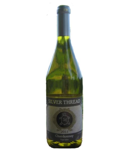 2016 Silver Thread Chardonnay 750ml