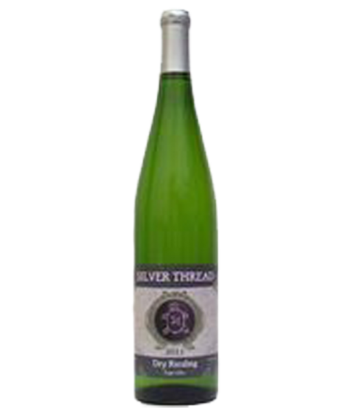 Silver Thread Dry Riesling 750Ml