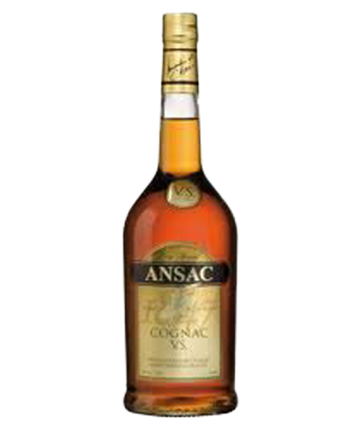 Ansac VS Cognac 750ml