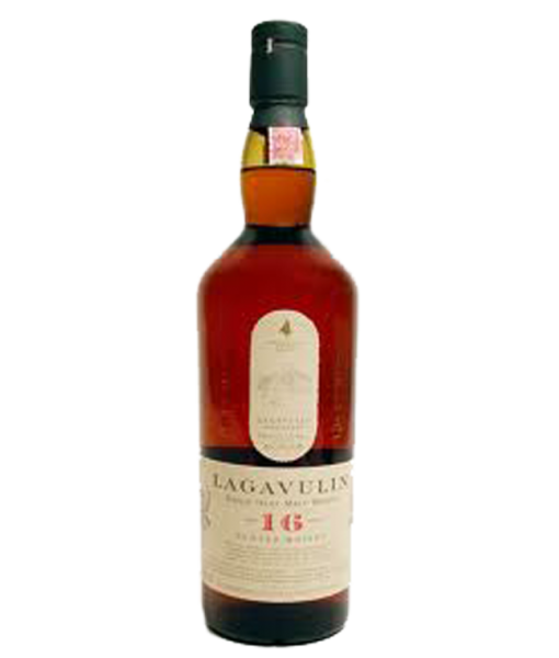 Lagavulin 16Yr Islay Single Malt Scotch 750ml
