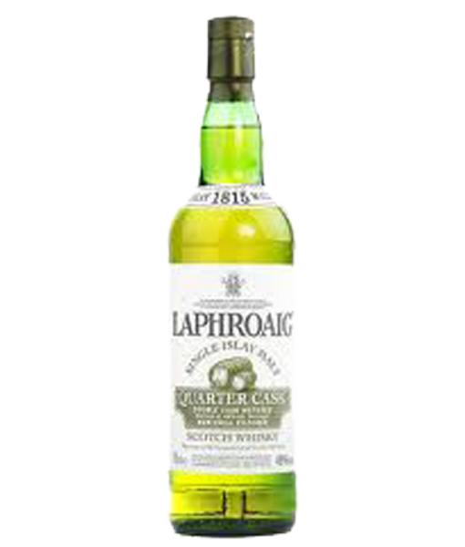 Laphroaig 10Yr Quarter Cask Islay Single Malt Scotch Whisky 750ml