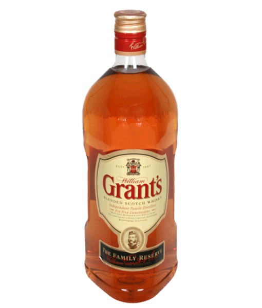 Grant's Blended Scotch Whisky 1.75L