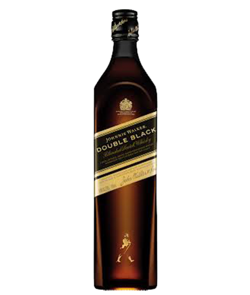 Johnnie Walker Double Black Blended Scotch 750ml