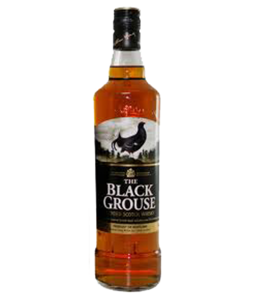 The Famous Black Grouse 750ml