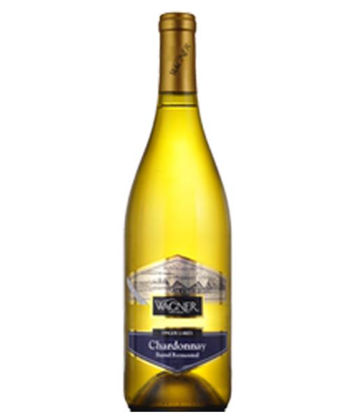 2017 Wagner Barrel Fermented Chardonnay 750ml