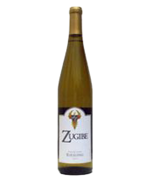 Zugibe Semi-Dry Riesling 750ml NV