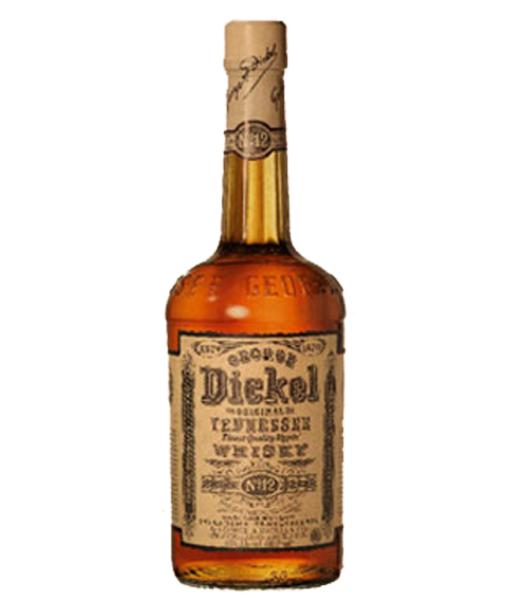 George Dickel No.12 Tennessee Sour Mash Whisky 1L