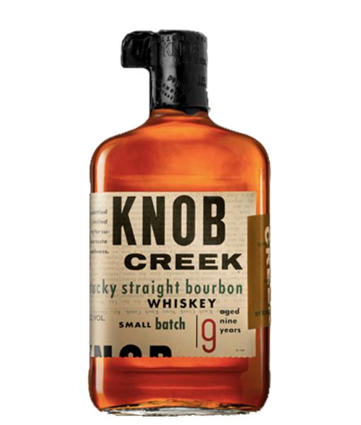 Knob Creek Small Batch Bourbon 750ml