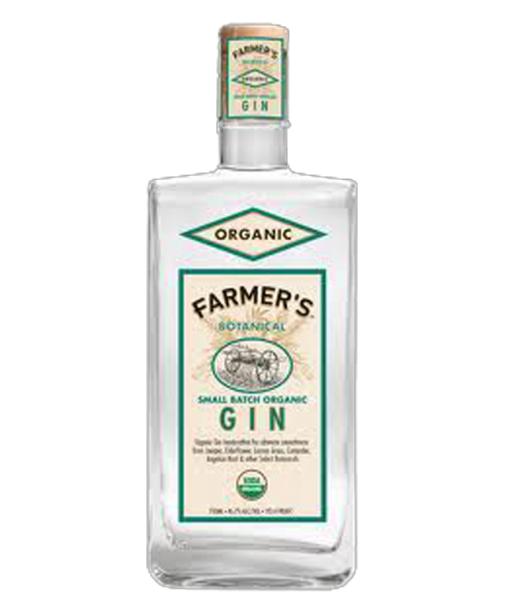 Farmers Botanical Gin 750ml