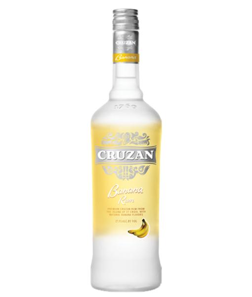 Cruzan Banana Rum 1L
