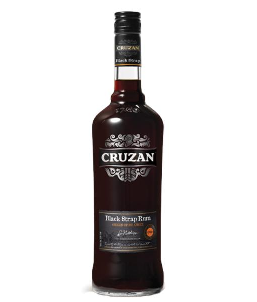 Cruzan Black Strap Rum 1L