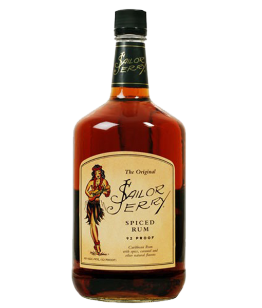 Sailor Jerry Spiced Rum 1.75L