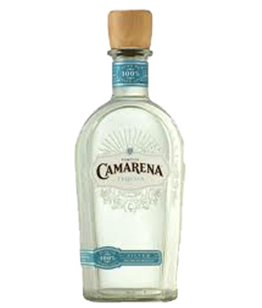 Camarena Silver Tequila 1L