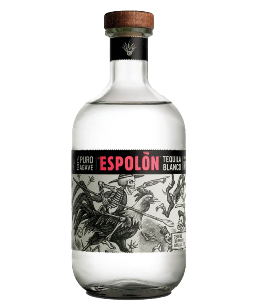 Espolon Blanco Tequila 1L