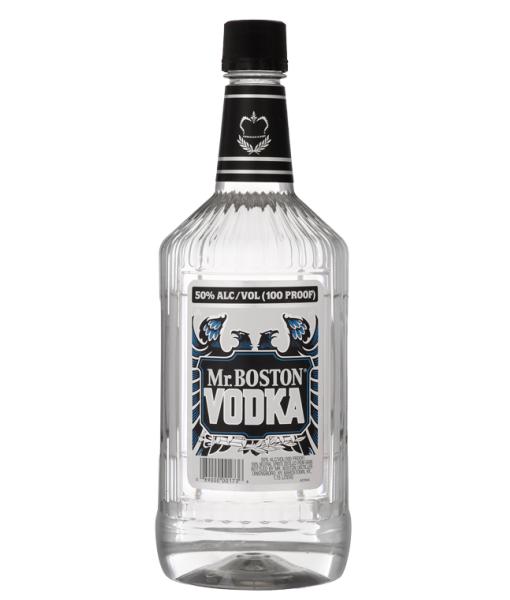 Mr. Boston Vodka 100 Proof 1.75L