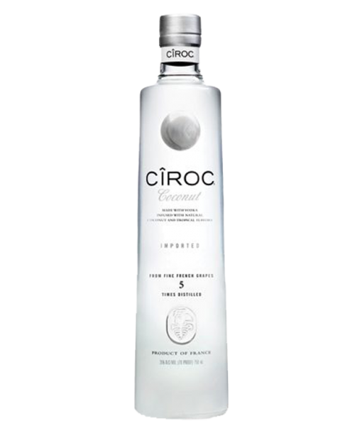 Ciroc Coconut Vodka 750Ml